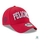 Boné Aba Curva Nba New Orleans Pelicans New Era Basquete 46b67b2a9bf