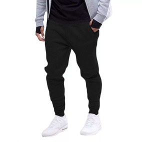 Calça Moletom Jogger Swag Moleton Masculina Inverno Academia · 2 cores 94e02e9ddc