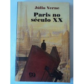 Livro-paris No Século Xx:júlio Verne