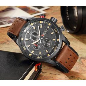 Relógio Curren 8250 Casual Masculino - Quartz