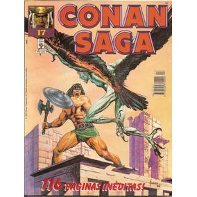Conan Saga Ed Abril (entre Para Detalhes) Pct 28