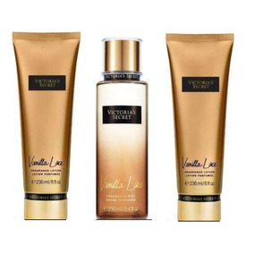 0b8864b77d Victorias Secret Kit Vanilla Lace - Beleza e Cuidado Pessoal no ...