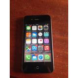 Iphone 4s 16 Gb Negro Liberado No Funciona Wifi