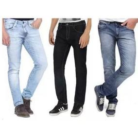 5f4c17079 Kit Calça Jeans Masculina Com Lycra - Calças Jeans Masculino no ...