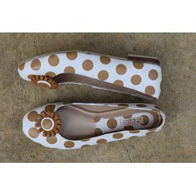 Zapatos Totalmente Hechos En Cuero, Con Garantía De Un Año