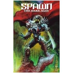 Gibis Spawn - The Dark Ages - 20 Volumes (inglês)