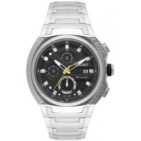 Relógio Masculino Orient Mbssc183 P1sx Analógico Cronógrafo