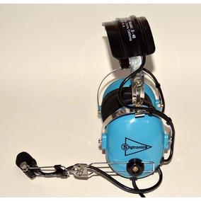 Fone / Headset Sigtronic Mode S-40 - Aviação Geral