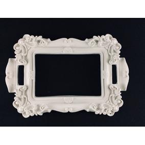 Bandeja Resina Francesa + Espelho