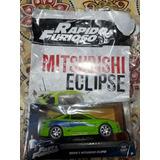 Coleccion Rapido Y Furioso La Nacion Brian Mitsubishi Eclips