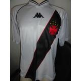 55fdbbc67f57c Camisa De Jogo Vasco Kappa - Futebol no Mercado Livre Brasil