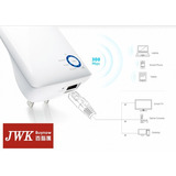 Repetidor Wifi 300mbps Extensor Wireless Tp-link Wa850re Jwk