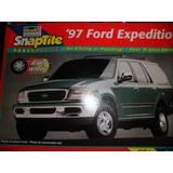 Camioneta Ford Expedicion 1997 Snap Tipe Revell