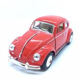Beetle Vw Clasico 1967 Metal 1:32 Kinsmart Kt5057d