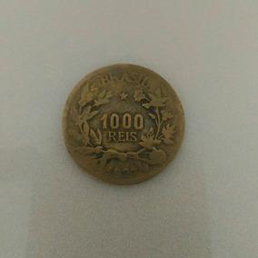 Moeda 1000 Reis Ano 1927