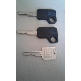 Chave Original Gm Antiga - Lote 02