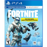 Fortnite: Deep Freeze Bundle Ps4 Warner Bros