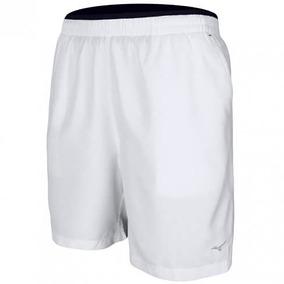 Bermuda Mizuno Tennis Master Branca - Original
