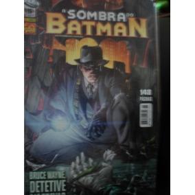 A Sombra Do Batman Nº 15 Panini Comics