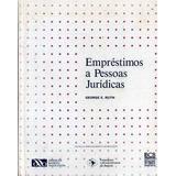 Livro Empréstimos A Pessoas Jurídicas