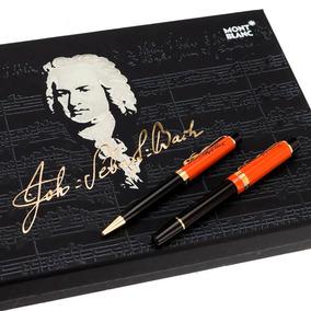 Montblanc Johann Sebastian Bach Limited Edition Diego Vez