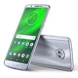 Moto G6 Plus Dual Sim 64 Gb 4 Ram 12+5 Mp 5.9 Fhd + Regalos