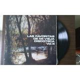Disco Lp Vinil Las Favoritas De Mi Viejandiscoteca Vol 3
