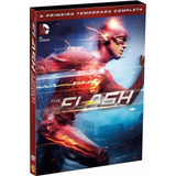 The Flash - 3 Temporadas Completas - Box - Novos - Lacrados