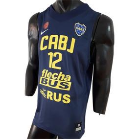 Camiseta Boca Juniors De Basquet 2018 Exclusiva Oferta.!!
