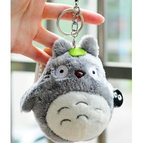 Chaveiro Pelúcia Meu Vizinho Totoro - Super Fofo