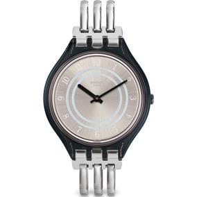 89012b192f1 Relogio Swatch Skin - Relógio Swatch no Mercado Livre Brasil