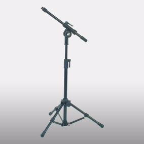 Pedestal Suporte Para Microfone Mini Junior Vector Pmv-01 Jr