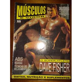 Revista - Músculos E Vigor - Dave Fisher - Raridade