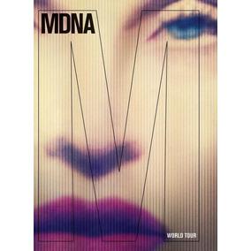 Madonna Mdna World Tour - Dvd Pop