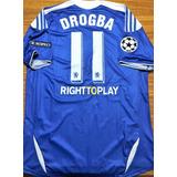 Camisa Chelsea Autografada Frank Lampard - Camisas de Futebol no ... 9eec95866aad2
