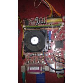 Combo Tarjeta Madre+procesador+memoria Ram