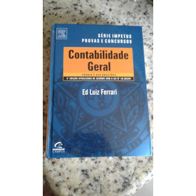 Contabilidade Geral Ed Luiz Ferrari Pdf