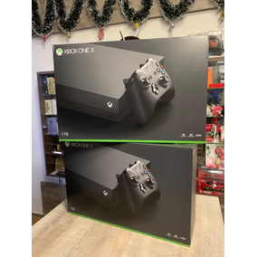 Xbox One X 1tb 4k