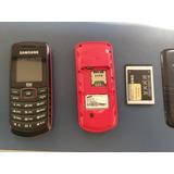 Celular Samsung - Gt-e1088 L - Usado - Funcionando - Origina