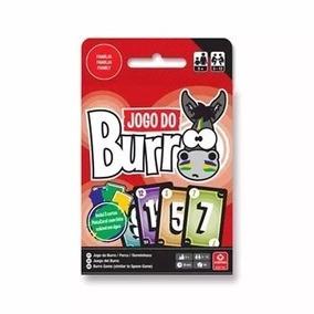 Jogo Do Burro - Card