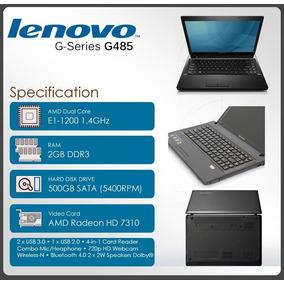 Laptop Lenovo Serie G485