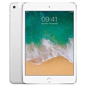 Apple Ipad Mini 4 128gb Wifi Silver A1538 Original Novo