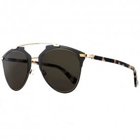 Oculos De Sol Dior Marrom Reflected - Óculos no Mercado Livre Brasil a9a6d86be3