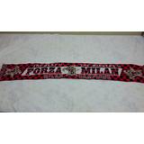 Cachecol Do Milan - Cachecóis de Futebol no Mercado Livre Brasil ab70f9a696206