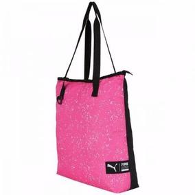 Bolsa Puma Core Shopper Rosa - Calçados 4365b83ea47