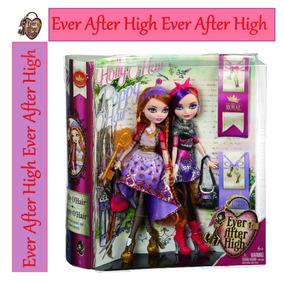 Ever After High Holly E Poppy Original E Lacrado - Amarelo