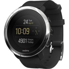 Suunto 3 Fitness Black Wrist Hr Gps Sports Watch