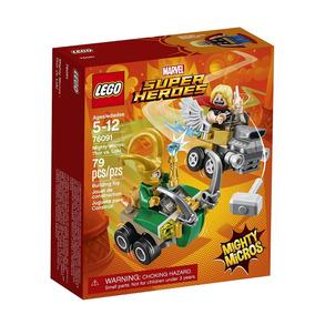 Lego Super Heroes Mighty Micros Loki Vs Thor