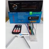 Radio Con Bluetooth - Usb - Sd - Aux - Fm - Rca+ Bono Regalo
