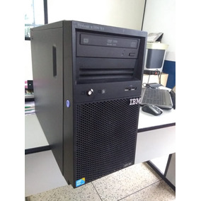 Servidor Ibm System X3100 M4 Processador E3-1220v2 Gt 210